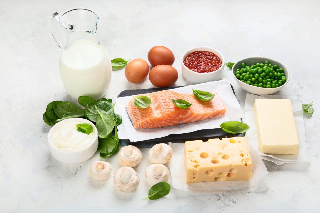 Deze voedingsmiddelen zijn rijk aan calcium