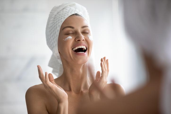 Last van een droge huid? Huidtherapeut Karoline Van de Mergel geeft tips!