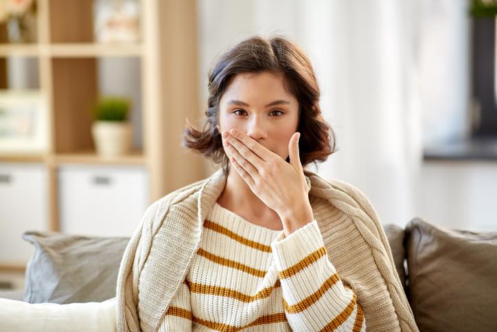 6 verrassende oorzaken van een slechte adem