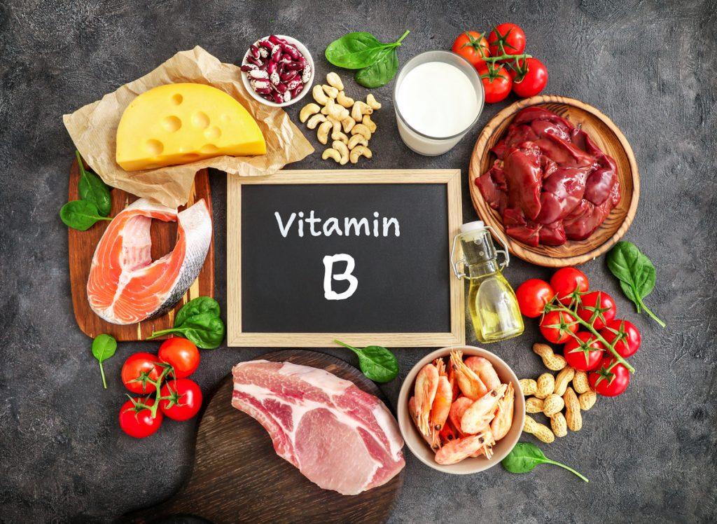 Het belang van de verschillende types vitamine B