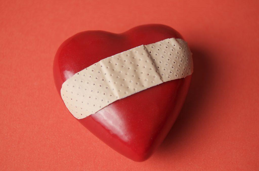 Hoe omgaan met liefdesverdriet