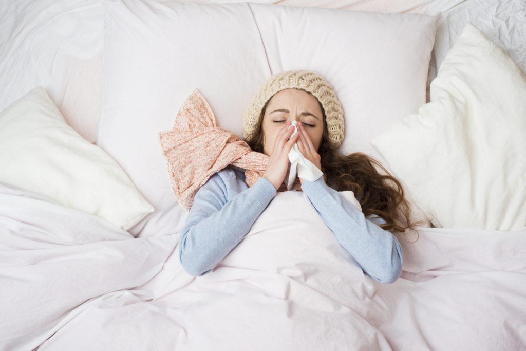 Aantal griepgevallen is gedaald
