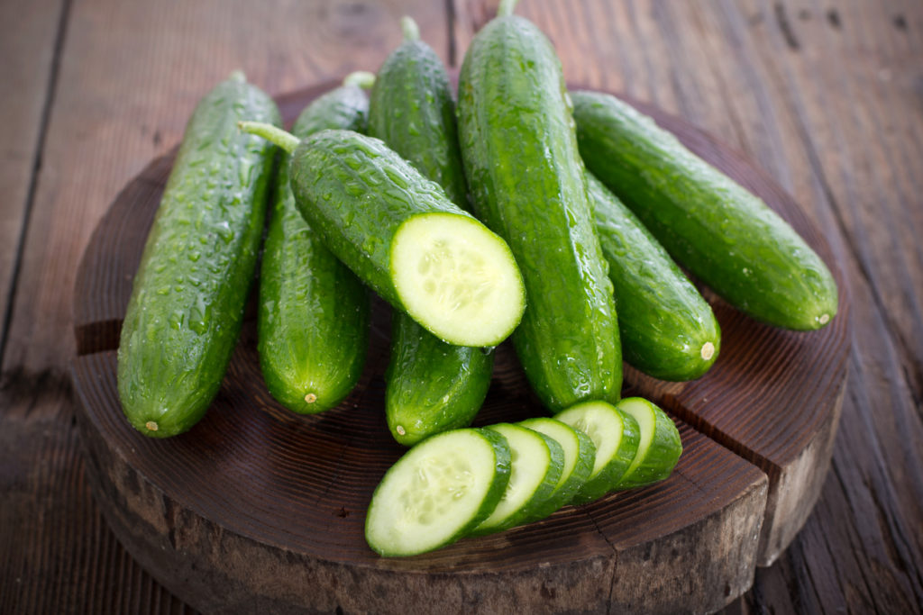 Hoe gezond is komkommer?