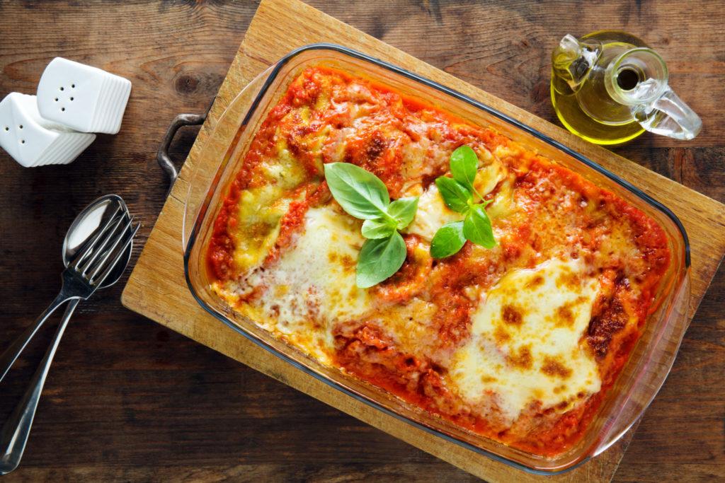 Dagelijkse kost Lasagne