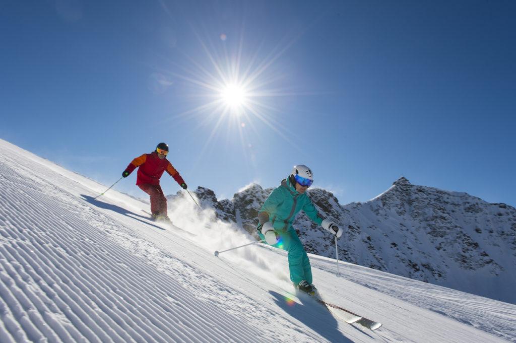 Hoe me voorbereiden op skiën?