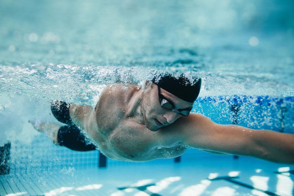 Afvallen door te zwemmen en vele andere voordelen