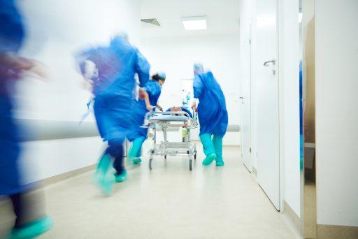 Nooit meer ziekenhuisopnames door COVID-19 dan voorbije 24 uur