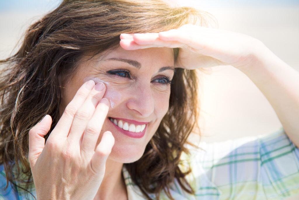 Zonbescherming; Hét anti-aging product bij voorkeur