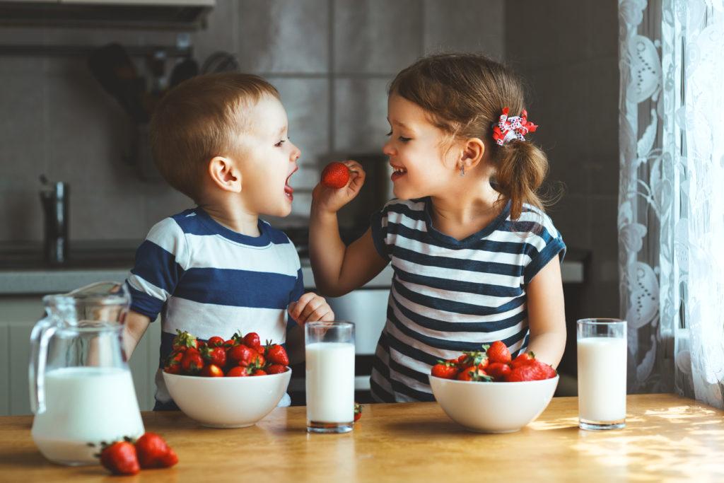 4 tips om de weerstand van je kids deze winter te verhogen