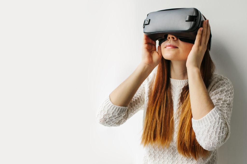 De VR-bril kan angsten en fobieën bestrijden