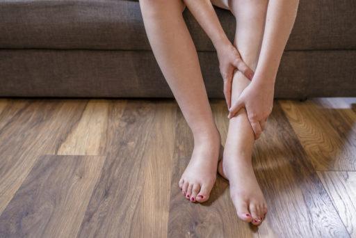 SOS zware benen