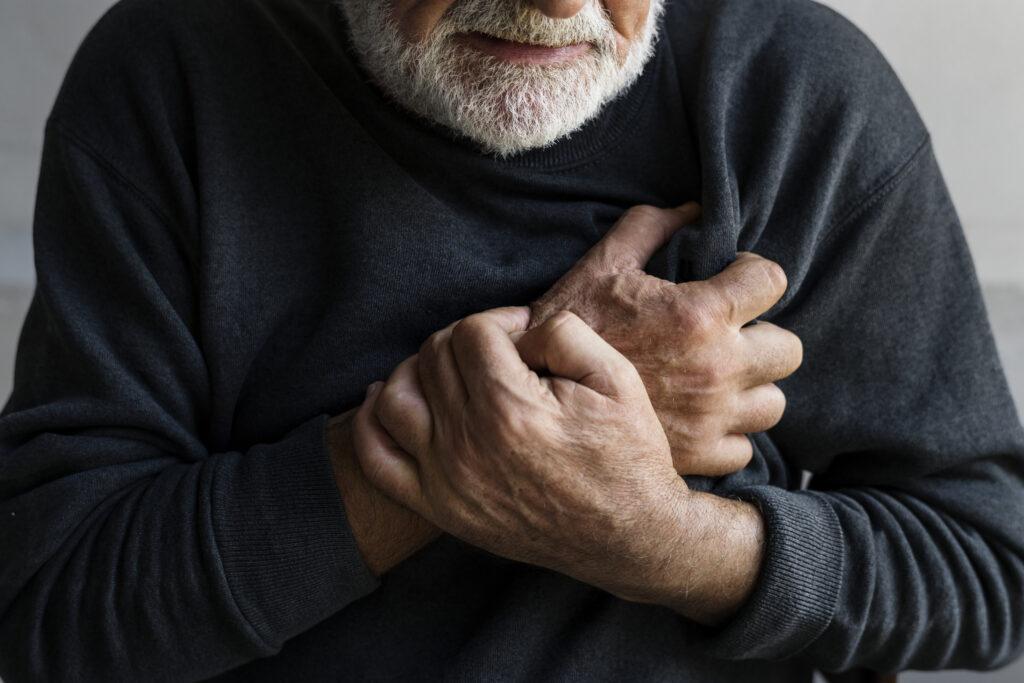 Mensen met beroerte of hartaanval durven niet naar het ziekenhuis
