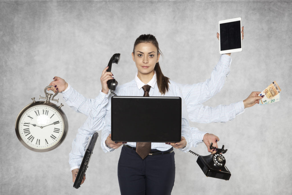 Waarom is druk, druk, druk tegenwoordig de standaard? + tips