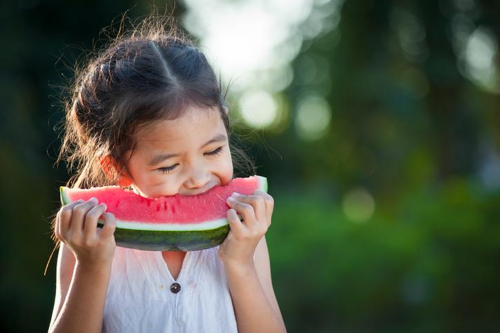 10 redenen om watermeloen te eten!