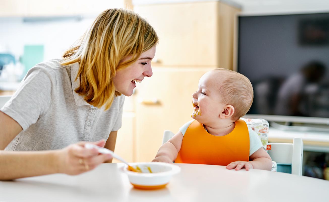 Quelle quantité d'aliments dois-je donner à mon enfant ?