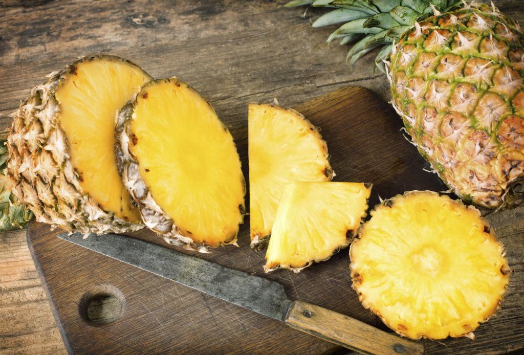 Oeps, we eten ananas al ons hele leven verkeerd