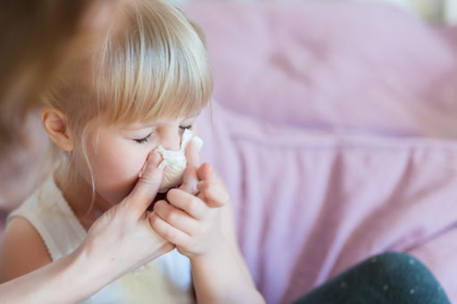 De griep is officieel in het land, wellicht volgende week epidemie