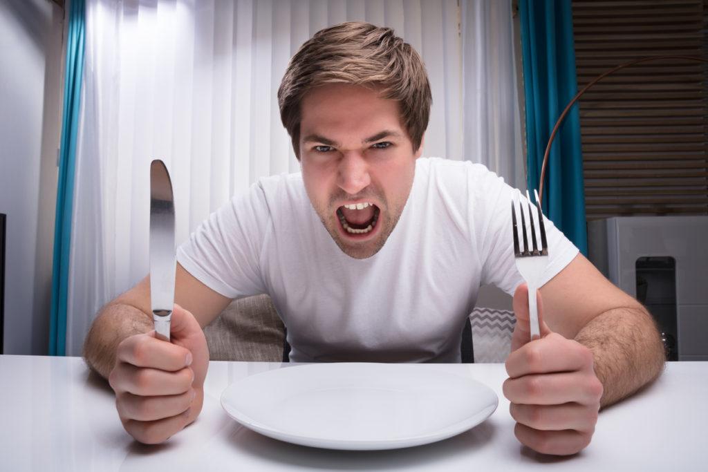 Na dit eten heb je zeker een tijd geen honger meer