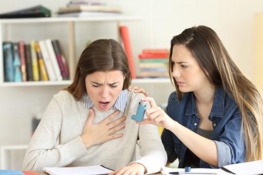 Wereld Astma Dag: juist inhaleren, hoe doe je dat?