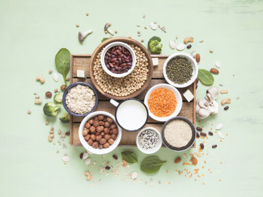 Voedingsmiddelen die goed en slecht zijn voor je botten