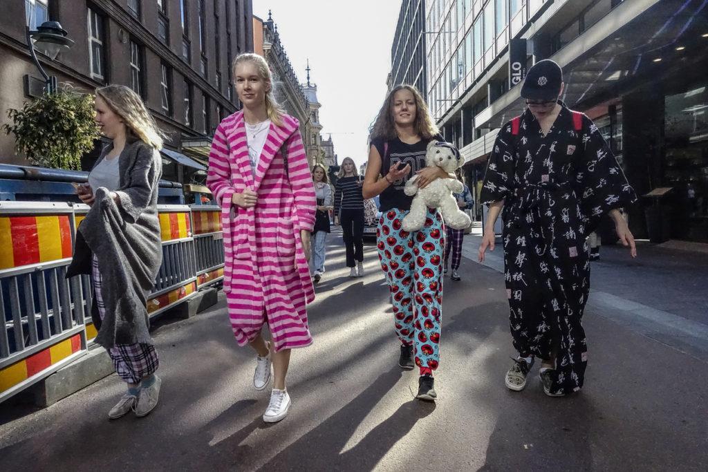 Aankleden hoeft niet vandaag: Nationale Pyjamadag zet Bednet vzw in de kijker