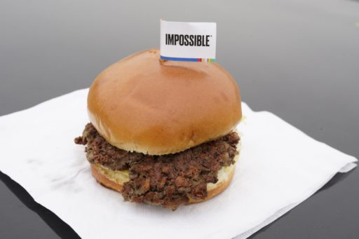 Impossible Foods bijt nog 200 miljoen dollar extra kapitaal af