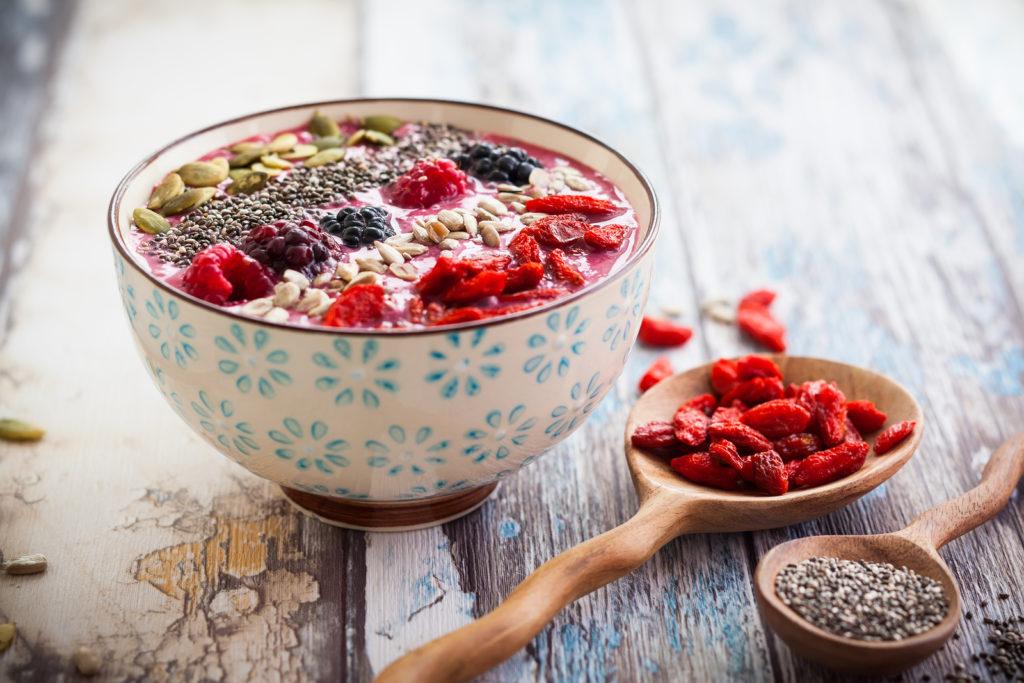De ingrediënten van een gezond ontbijt