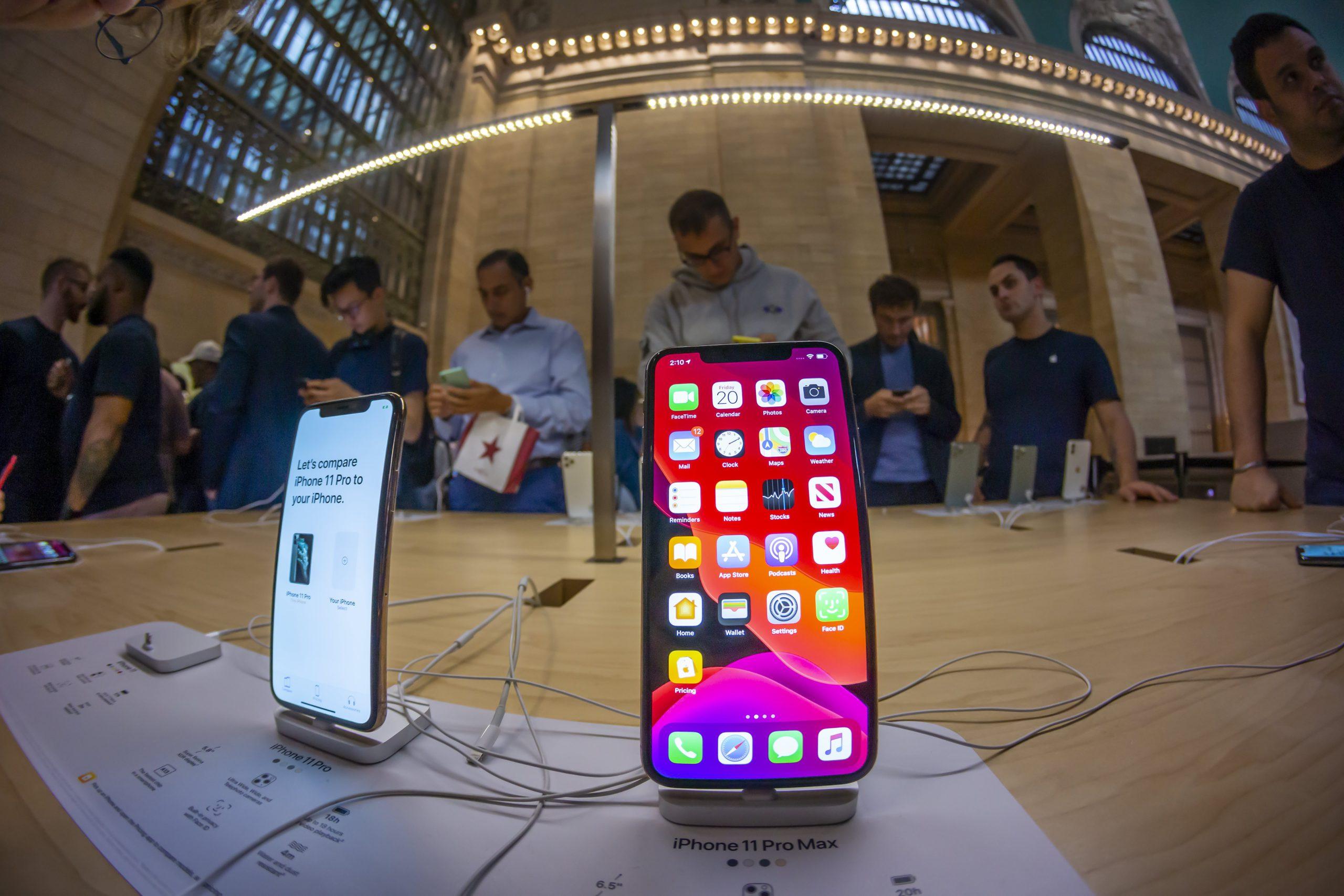 Hoe duur zijn de 'flagship' smartphones van de voornaamste producenten?