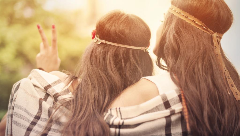 Irritante dingen die zussen wel eens bij elkaar doen
