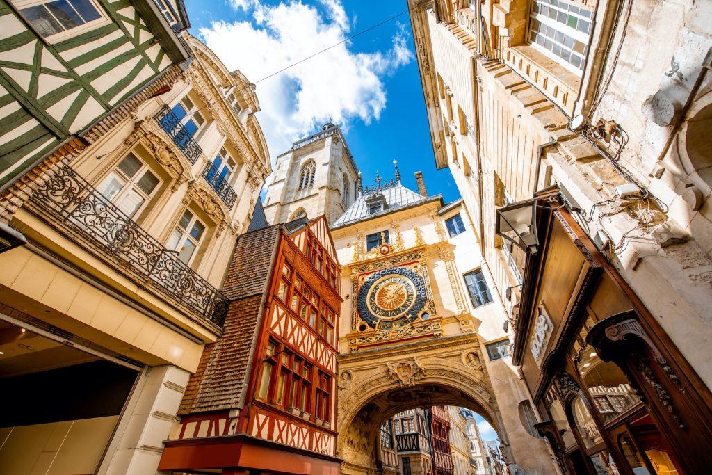 Normandië - Rouen