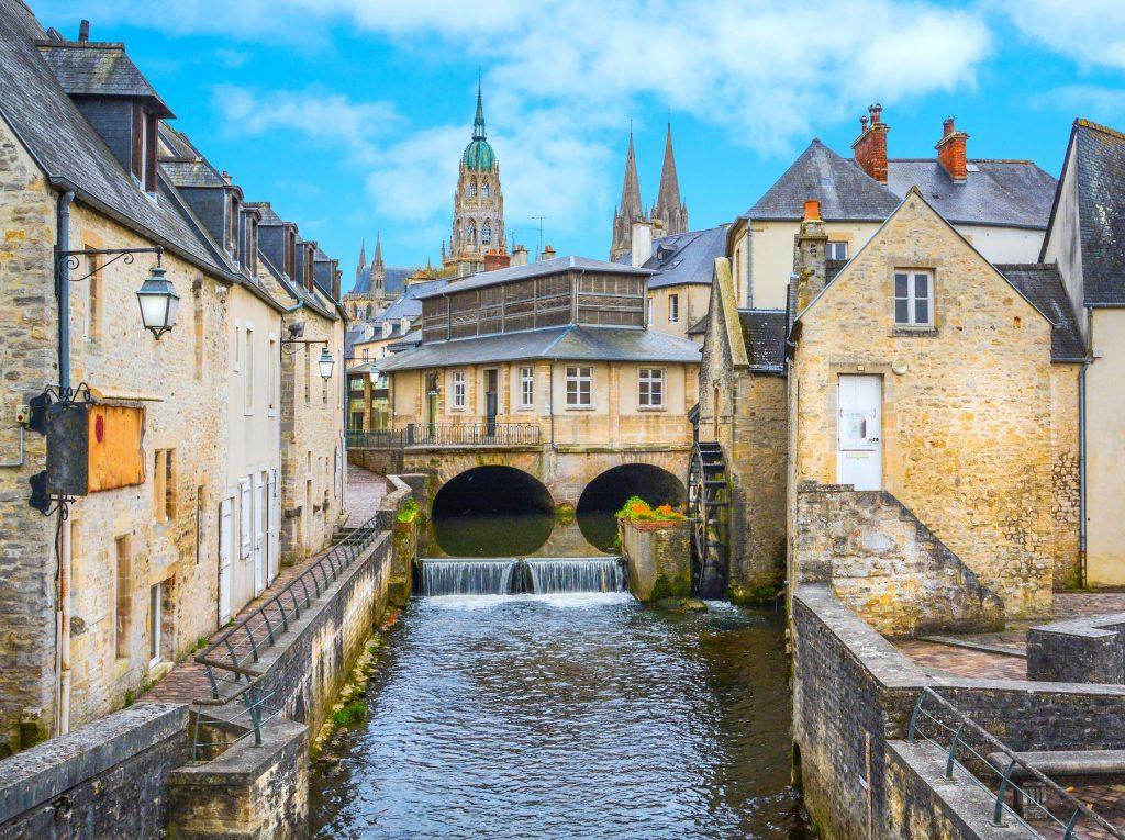 Normandië - Bayeux