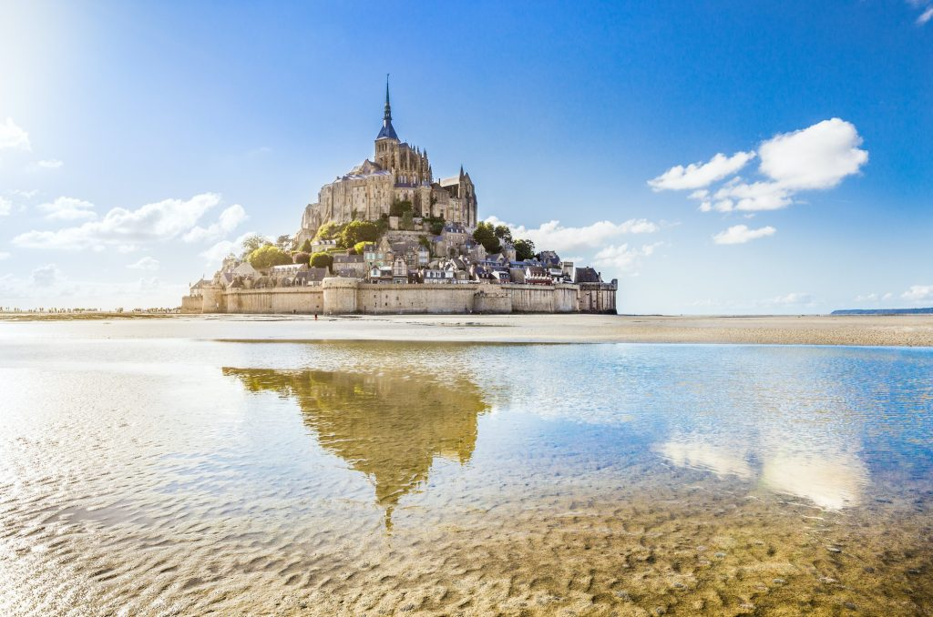 Normandië - Mont Saint-Michel