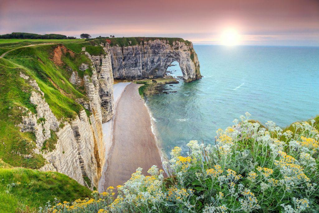 Normandië - Etretat