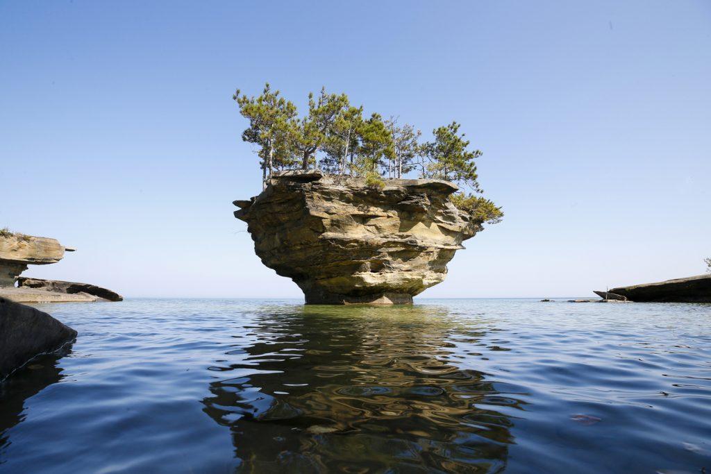 Turnip Rock