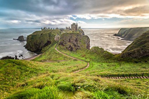 Whisky, kastelen en poëten: ontdek Schotland vanop de fiets