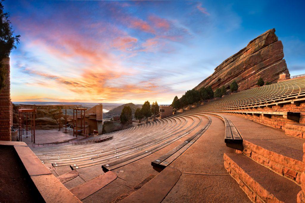 Red Rocks amfitheater