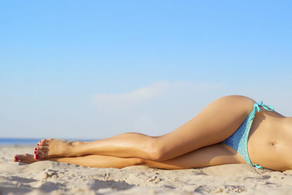 Je bikinilijn waxen in eenvoudige stappen