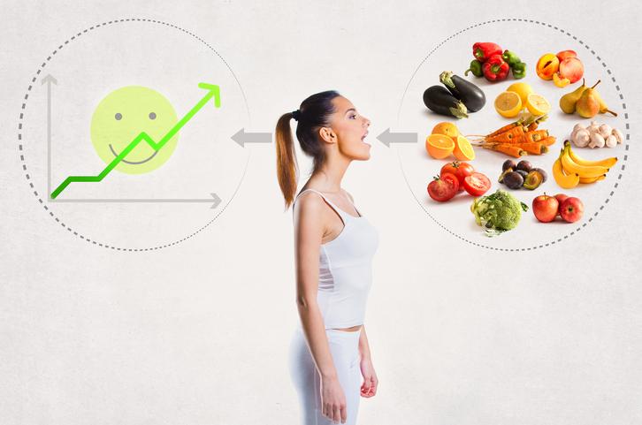 Je brein blijft jonger als je veel groenten en bessen eet