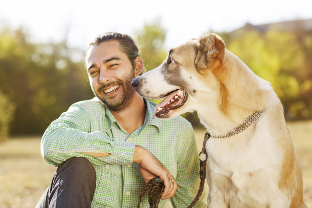 Je hond is jouw beste vriend