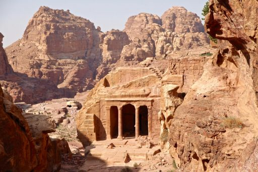 Jordanië: langs water, woestijn en werelderfgoed