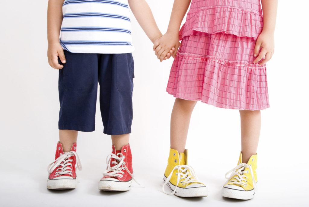 De juiste schoenmaat voor mijn kind. Tips van de podoloog!