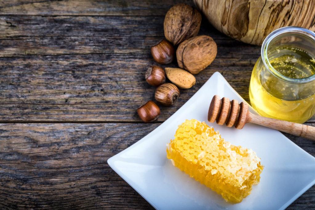 Kamille en honing bevorderen de slaap!