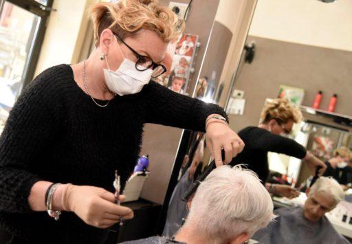 Belgen blijven massaal weg van kapper en schoonheidssalon