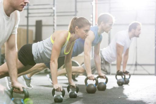 Kettlebell training: De complete workout voor kracht,- cardio,- en flexibiliteit
