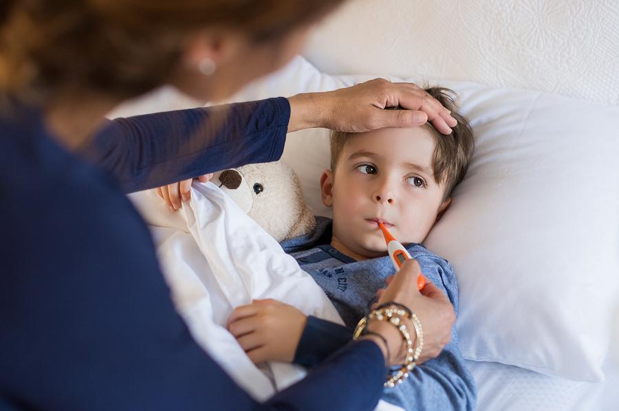 Kind met Koorts: Wanneer Dokter bellen?