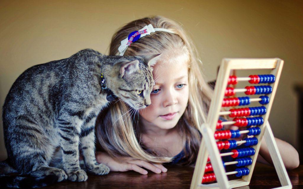 Kinderen met huisdieren zijn gezonder
