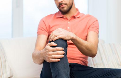 Knieproblemen bij volwassenen (niet na een ongeval)