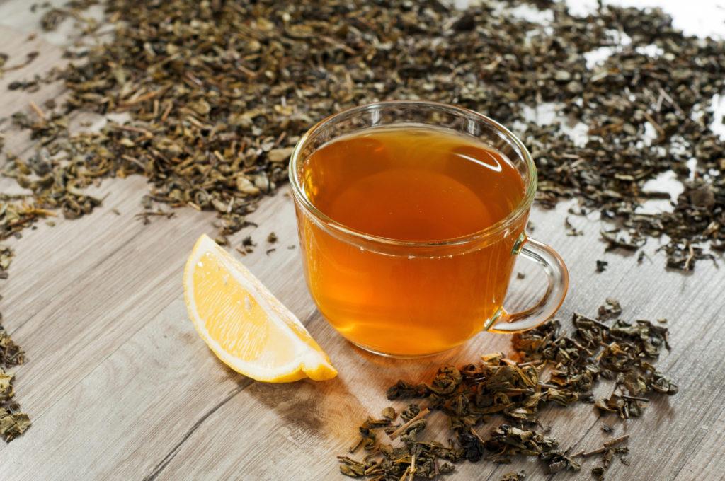 Kombucha thee