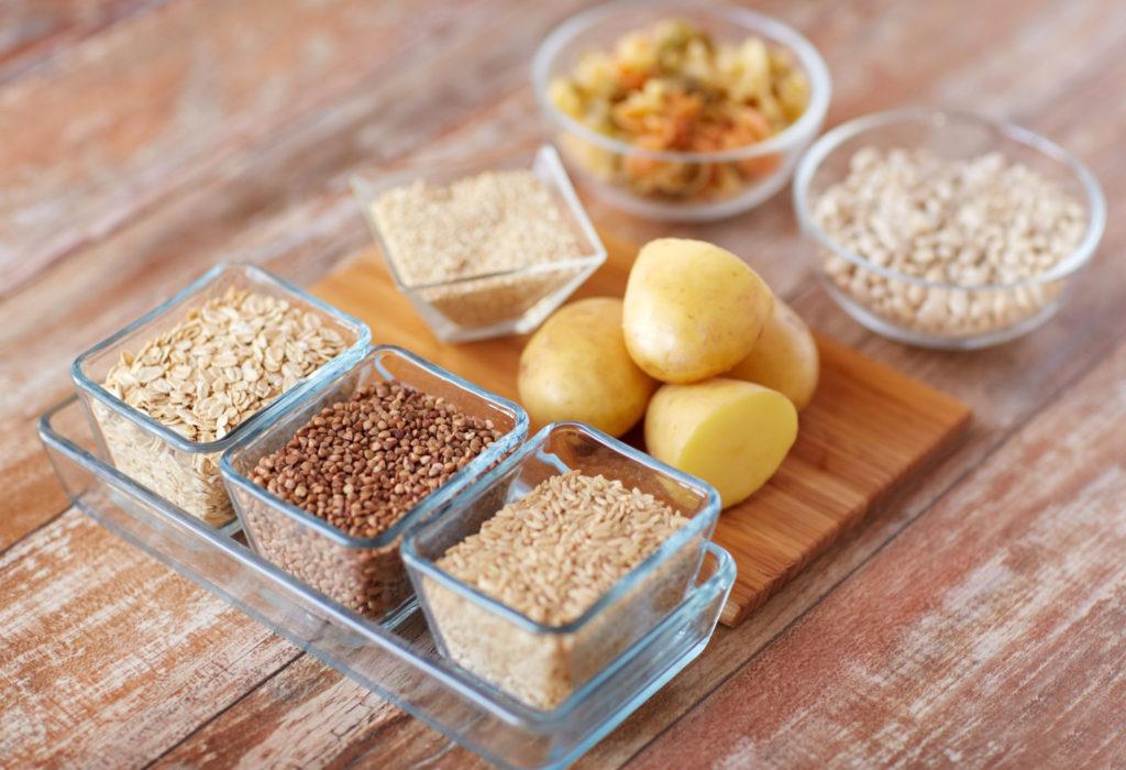 Koolhydraten in een gezonde levensstijl