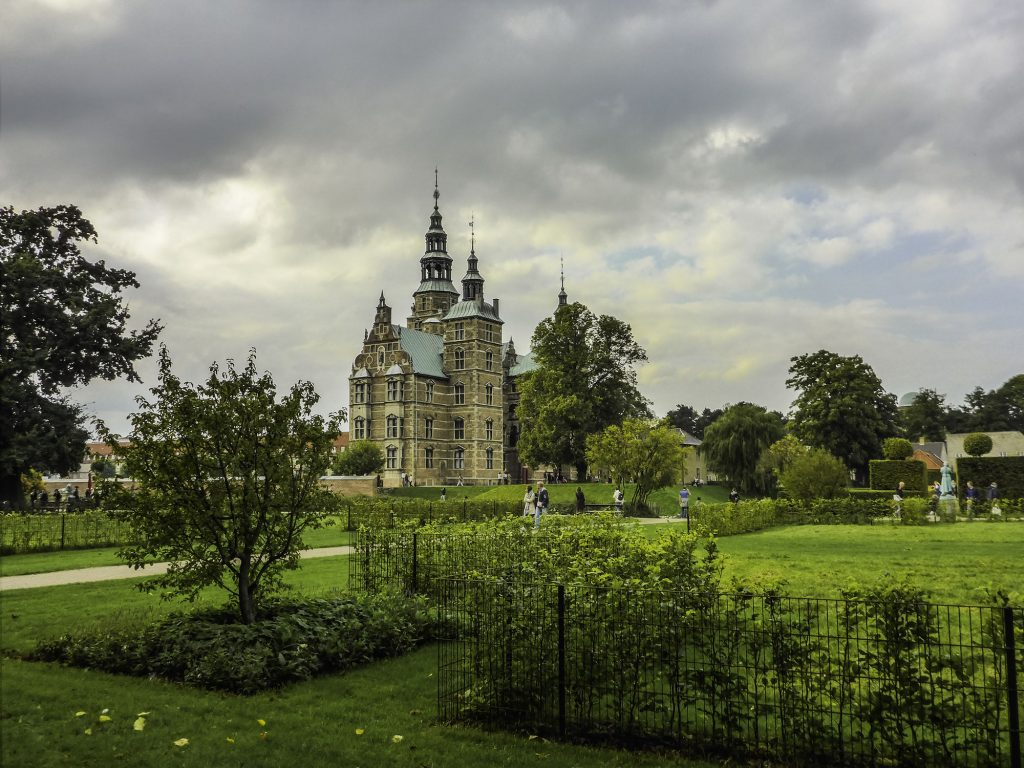 Kopenhagen, Kasteel Rosenborg en Koningspark